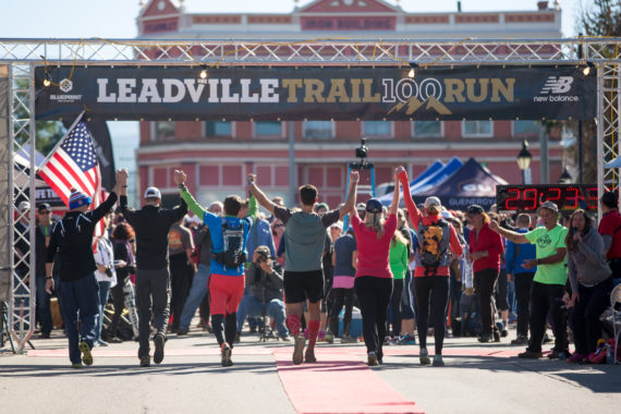 Leadville 100Run