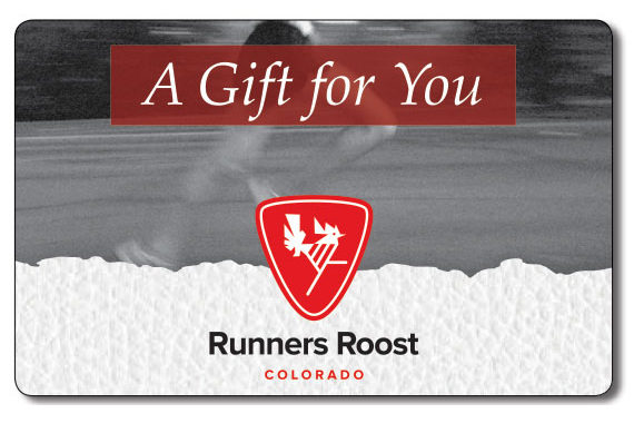 Runners Roost Gift Cards Are Now Available!