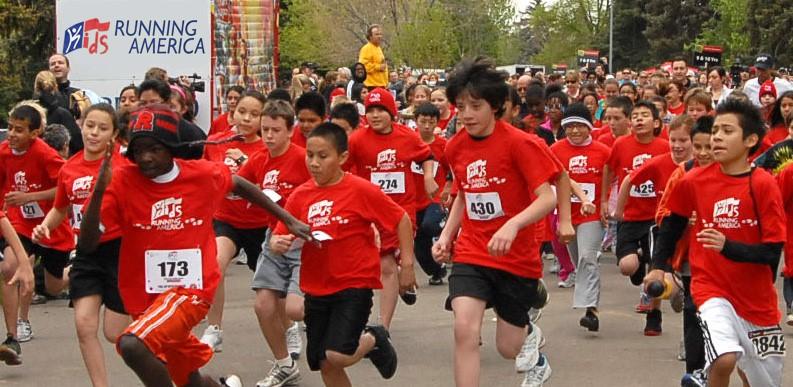 Denver Metro Kids train for Marathon & 100 Ultra