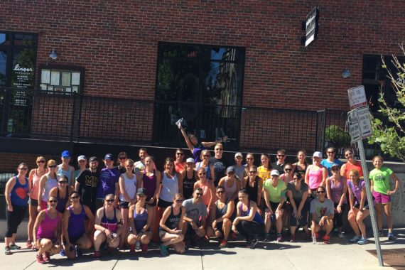 bRUNch Running: Running is better together and with brunch