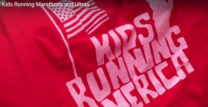 Kids Running Marathons and Ultras