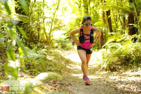 Tarawera Ultra Marathon, New Zealand