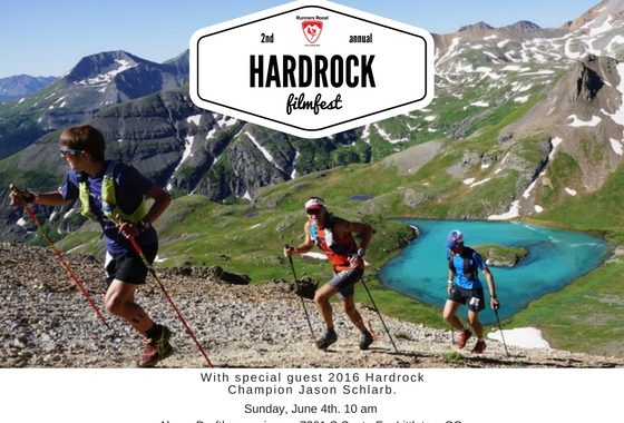 2nd Annual Runners Roost HardRock Film Festival Presented by SmartWool