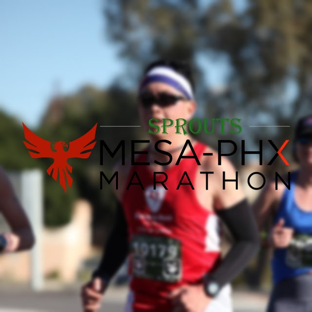 Sprouts Mesa-PHX Marathon Race Recap - Runners Roost