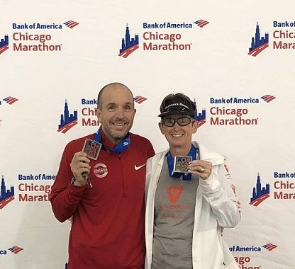 The 2018 Chicago Marathon