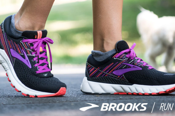 The New Brooks Adrenaline GTS19