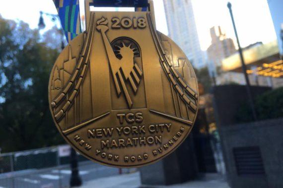 TCS New York City Marathon 2018