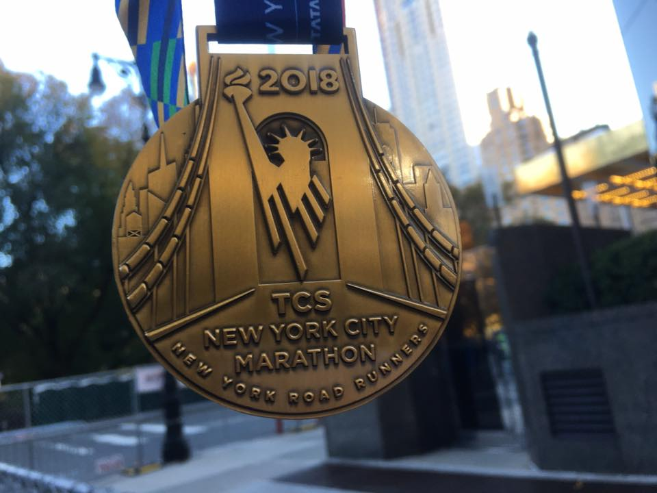TCS New York City Marathon 2018